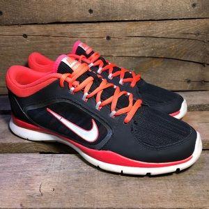 Nike Flex Trainer 4 Black Training Shoes